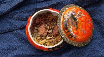 Chinesische Kräutermischung